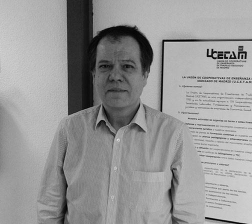 Fernando Fernández Presidente UCETAM