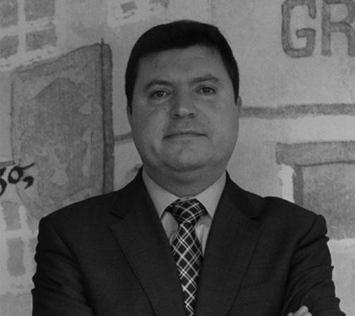 Javier Martínez Vicepresidente UCETAM