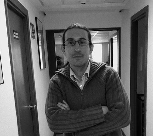Juan Carlos Rodríguez Equipo UCETAM