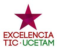 Excelencia TIC UCETAM logo