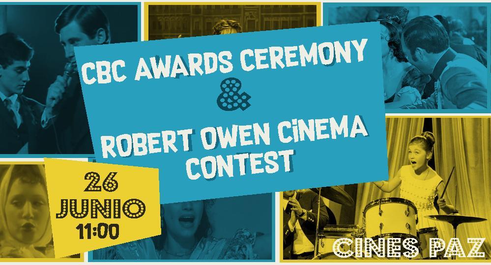 III certamen Robert Owen de cortos en inglés
