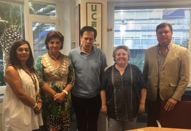 Interesante reunión entre UCETAM y representantes del PP en materia de Educación