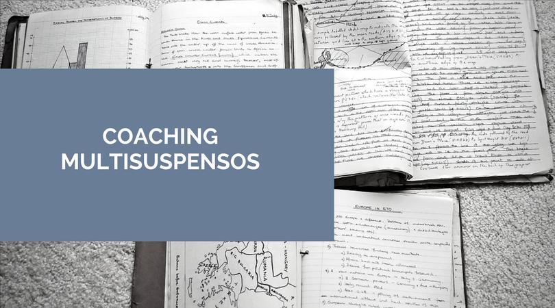 Coaching Multisuspensos