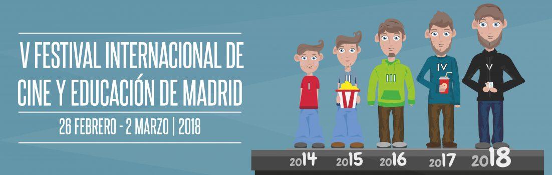 Educacine, Festival Internacional de Cine y Educación de Madrid