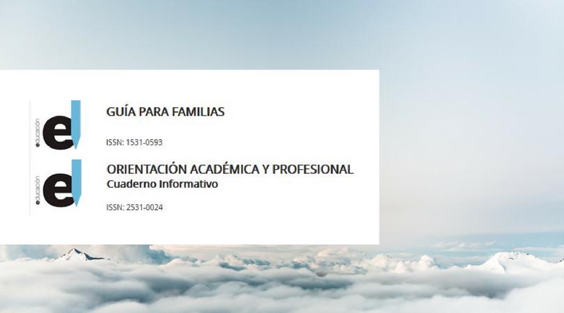 Cuaderno Informativo de Orientación Académica y la Guía para Familias de la Comunidad de Madrid