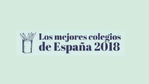 Los 100 mejores colegios de España 2018