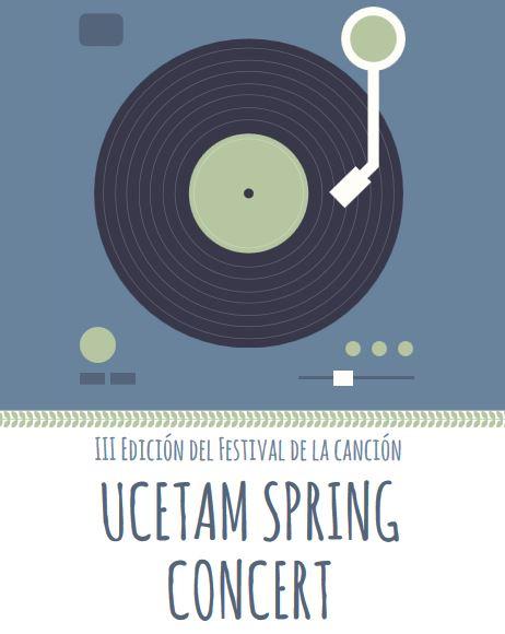 """III Edición del festival """"UCETAM SPRING CONCERT"""""""