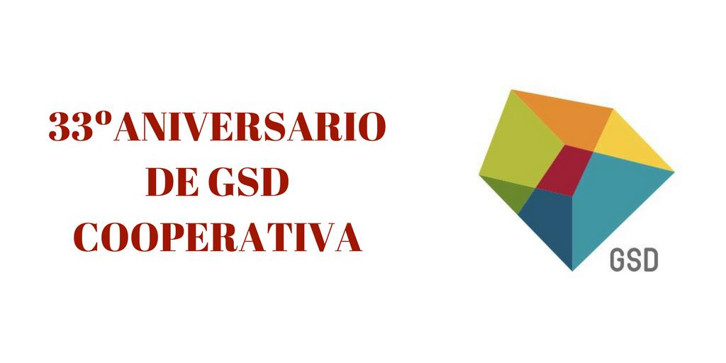 33º aniversario de la constitución de Gredos San Diego Sociedad Cooperativa Madrileña