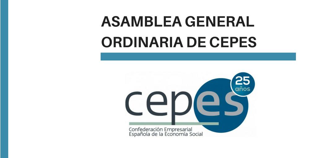 Asamblea General Ordinaria de CEPES