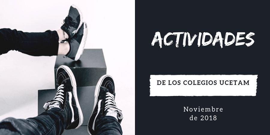 Actividades de los colegios | UCETAM