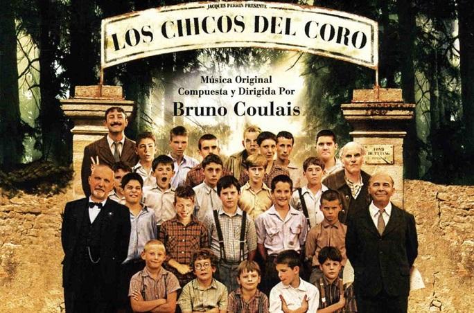 UCETAM invita a los colegios a la proyección de 'Los chicos del coro', segundo título del ciclo 'El profesor en el cine'